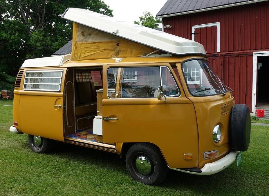 1972 Volkswagen Campmobile