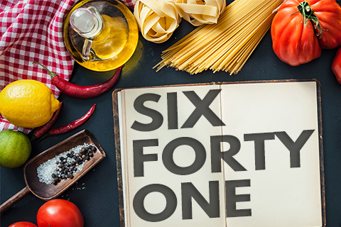 Six Forty One - #1