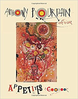 Book cover of Appetites by Anthony Bourdain