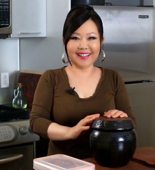 Maangchi, YouTube cooking star