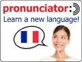 Pronunciator mobile app