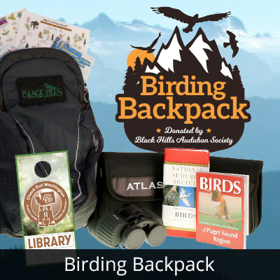 Birding Backpacks for Check Out
