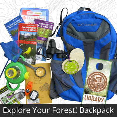 Explore Your Forest Backpack