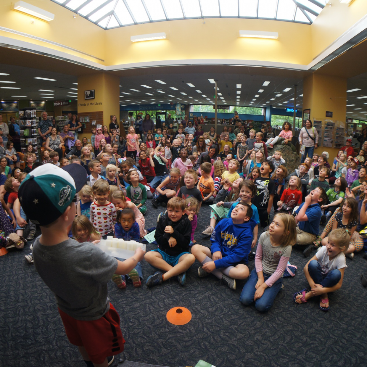 Library Event Image
