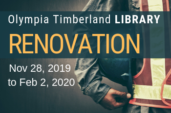 Renovation of Olympia Timberland Library