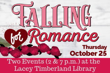 Falling for Romance Two Events - Oct 25 2018