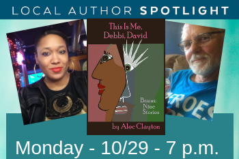 This Is Me, Debbi, David - Author Spotlight - Oct. 29, 2018