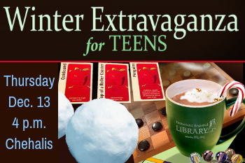 Winter Extravaganza for TEENS