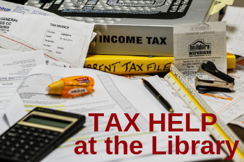 Get Tax Help from AARP at the Library