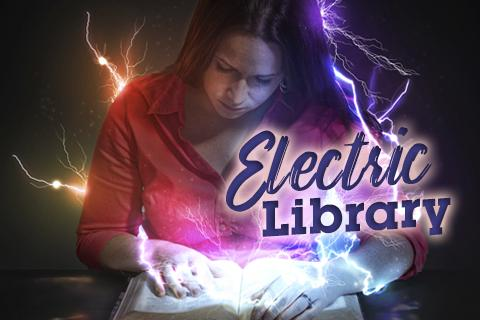 Electric Library - #2 - Test Prep