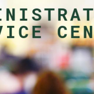 Administrative Service Center
